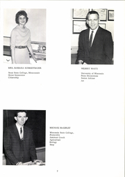Page 11, 1964 Edition, Tripoli High School - Echo Yearbook (Tripoli, WI) online yearbook collection