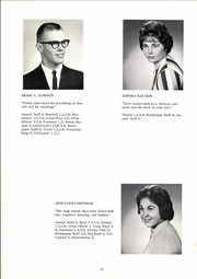 Page 16, 1964 Edition, Tripoli High School - Echo Yearbook (Tripoli, WI) online yearbook collection