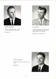 Page 17, 1964 Edition, Tripoli High School - Echo Yearbook (Tripoli, WI) online yearbook collection