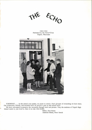 Page 5, 1964 Edition, Tripoli High School - Echo Yearbook (Tripoli, WI) online yearbook collection