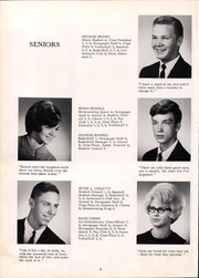 Page 10, 1967 Edition, Tripoli High School - Echo Yearbook (Tripoli, WI) online yearbook collection