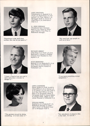 Page 11, 1967 Edition, Tripoli High School - Echo Yearbook (Tripoli, WI) online yearbook collection