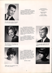 Page 12, 1967 Edition, Tripoli High School - Echo Yearbook (Tripoli, WI) online yearbook collection