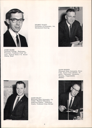 Page 9, 1967 Edition, Tripoli High School - Echo Yearbook (Tripoli, WI) online yearbook collection