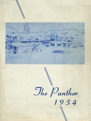 Page 1, 1954 Edition, Hollandale High School - Panther Yearbook (Hollandale, WI) online yearbook collection