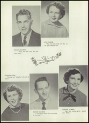 Page 16, 1954 Edition, Hollandale High School - Panther Yearbook (Hollandale, WI) online yearbook collection