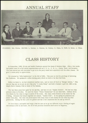 Page 13, 1956 Edition, Mindoro High School - Tiger Tracks Yearbook (Mindoro, WI) online yearbook collection