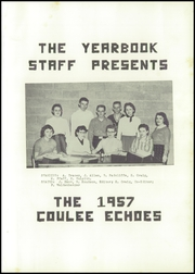 Page 5, 1957 Edition, Mindoro High School - Tiger Tracks Yearbook (Mindoro, WI) online yearbook collection