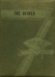 Page 1, 1955 Edition, Patch Grove High School - Beaver Yearbook (Patch Grove, WI) online yearbook collection