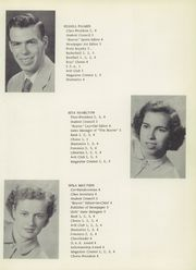 Page 11, 1955 Edition, Patch Grove High School - Beaver Yearbook (Patch Grove, WI) online yearbook collection