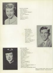 Page 12, 1955 Edition, Patch Grove High School - Beaver Yearbook (Patch Grove, WI) online yearbook collection