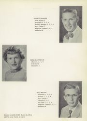 Page 13, 1955 Edition, Patch Grove High School - Beaver Yearbook (Patch Grove, WI) online yearbook collection