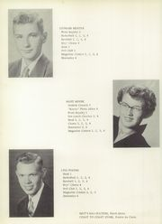 Page 14, 1955 Edition, Patch Grove High School - Beaver Yearbook (Patch Grove, WI) online yearbook collection