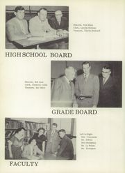 Page 8, 1955 Edition, Patch Grove High School - Beaver Yearbook (Patch Grove, WI) online yearbook collection