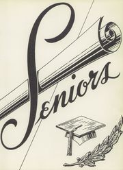 Page 9, 1955 Edition, Patch Grove High School - Beaver Yearbook (Patch Grove, WI) online yearbook collection