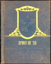 Page 1, 1950 Edition, Fountain City High School - Spirit Yearbook (Fountain City, WI) online yearbook collection