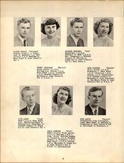 Page 10, 1950 Edition, Fountain City High School - Spirit Yearbook (Fountain City, WI) online yearbook collection