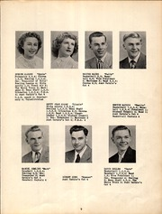 Page 11, 1950 Edition, Fountain City High School - Spirit Yearbook (Fountain City, WI) online yearbook collection