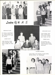 Page 12, 1962 Edition, Wilton High School - Wiltonian Yearbook (Wilton, WI) online yearbook collection