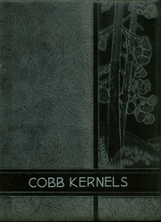 1954 Edition, Cobb High School - Kernels Yearbook (Cobb, WI)