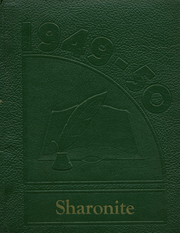 1950 Edition, Sharon High School - Sharonite Yearbook (Sharon, WI)