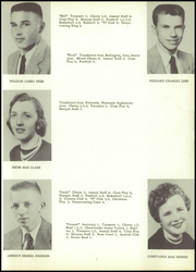 Page 11, 1957 Edition, Sharon High School - Sharonite Yearbook (Sharon, WI) online yearbook collection