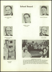 Page 8, 1957 Edition, Sharon High School - Sharonite Yearbook (Sharon, WI) online yearbook collection