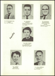 Page 9, 1957 Edition, Sharon High School - Sharonite Yearbook (Sharon, WI) online yearbook collection