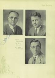 Page 17, 1933 Edition, Emerson High School - Tattler Yearbook (Stevens Point, WI) online yearbook collection