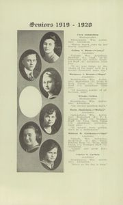Page 13, 1920 Edition, Scandinavia Academy - Trumpet Yearbook (Scandinavia, WI) online yearbook collection