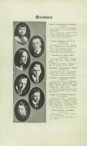 Page 14, 1920 Edition, Scandinavia Academy - Trumpet Yearbook (Scandinavia, WI) online yearbook collection