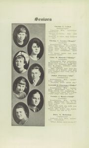 Page 15, 1920 Edition, Scandinavia Academy - Trumpet Yearbook (Scandinavia, WI) online yearbook collection