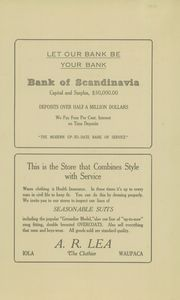 Page 3, 1920 Edition, Scandinavia Academy - Trumpet Yearbook (Scandinavia, WI) online yearbook collection