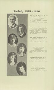 Page 9, 1920 Edition, Scandinavia Academy - Trumpet Yearbook (Scandinavia, WI) online yearbook collection