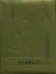1958 Edition, West Lima High School - Starlit Yearbook (West Lima, WI)