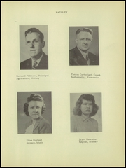 Page 11, 1946 Edition, Norwalk High School - Echo Yearbook (Norwalk, WI) online yearbook collection