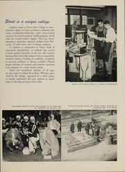 Page 12, 1959 Edition, University of Wisconsin Stout - Tower Yearbook (Menomonie, WI) online yearbook collection
