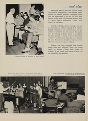Page 15, 1959 Edition, University of Wisconsin Stout - Tower Yearbook (Menomonie, WI) online yearbook collection