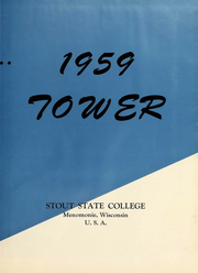Page 4, 1959 Edition, University of Wisconsin Stout - Tower Yearbook (Menomonie, WI) online yearbook collection
