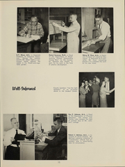 Page 18, 1960 Edition, University of Wisconsin Stout - Tower Yearbook (Menomonie, WI) online yearbook collection