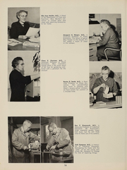 Page 19, 1960 Edition, University of Wisconsin Stout - Tower Yearbook (Menomonie, WI) online yearbook collection