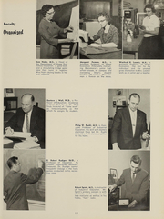 Page 20, 1960 Edition, University of Wisconsin Stout - Tower Yearbook (Menomonie, WI) online yearbook collection