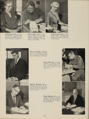 Page 21, 1960 Edition, University of Wisconsin Stout - Tower Yearbook (Menomonie, WI) online yearbook collection