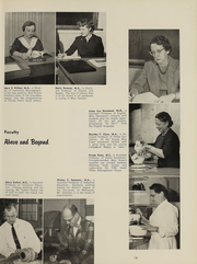 Page 22, 1960 Edition, University of Wisconsin Stout - Tower Yearbook (Menomonie, WI) online yearbook collection