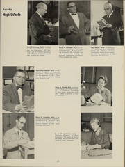 Page 28, 1960 Edition, University of Wisconsin Stout - Tower Yearbook (Menomonie, WI) online yearbook collection