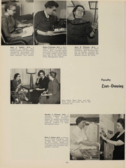 Page 29, 1960 Edition, University of Wisconsin Stout - Tower Yearbook (Menomonie, WI) online yearbook collection