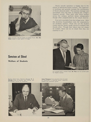 Page 31, 1960 Edition, University of Wisconsin Stout - Tower Yearbook (Menomonie, WI) online yearbook collection