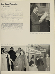 Page 34, 1960 Edition, University of Wisconsin Stout - Tower Yearbook (Menomonie, WI) online yearbook collection