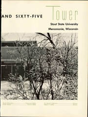 Page 9, 1965 Edition, University of Wisconsin Stout - Tower Yearbook (Menomonie, WI) online yearbook collection