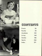Page 9, 1967 Edition, University of Wisconsin Stout - Tower Yearbook (Menomonie, WI) online yearbook collection